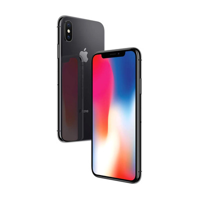 APPLE - - iPhone X 256GB - space grey - Grade A