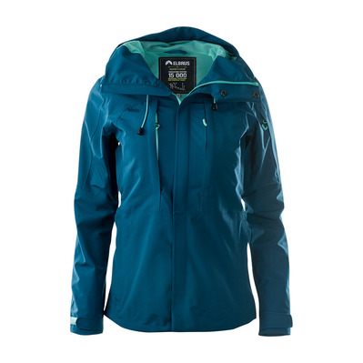 ELBRUS - EFFIE - Jacket - Women's - legion blue/pool blue