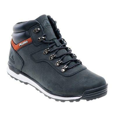 ELBRUS - GERARI MID - Shoes - Men's - black
