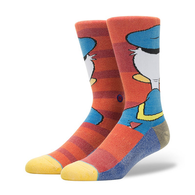 STANCE - DISNEY DONALD DUCK - Chaussettes Homme red