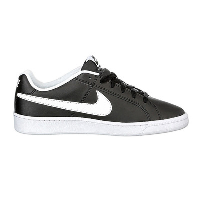 NIKE - COURT ROYALE - Sneakers Homme black/white