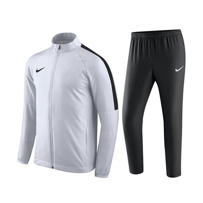 NIKE - DRY ACADEMY 18 - Ensemble de survêtement Homme white/black