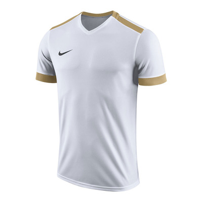NIKE - PARK DERBY II - Camiseta hombre white/gold