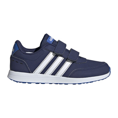 ADIDAS - VS SWITCH 2 CMF C - Trainers - Junior - navy/white/blue