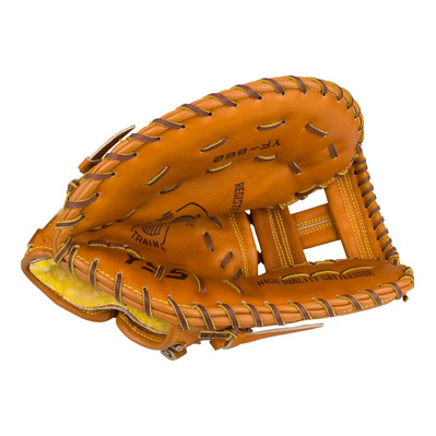 ABBEY - 23HG - Gant baseball marron