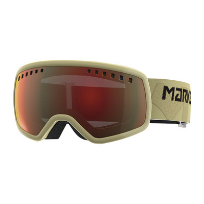 marker - 16:9 - Ski Goggles - khaki/surround mirror