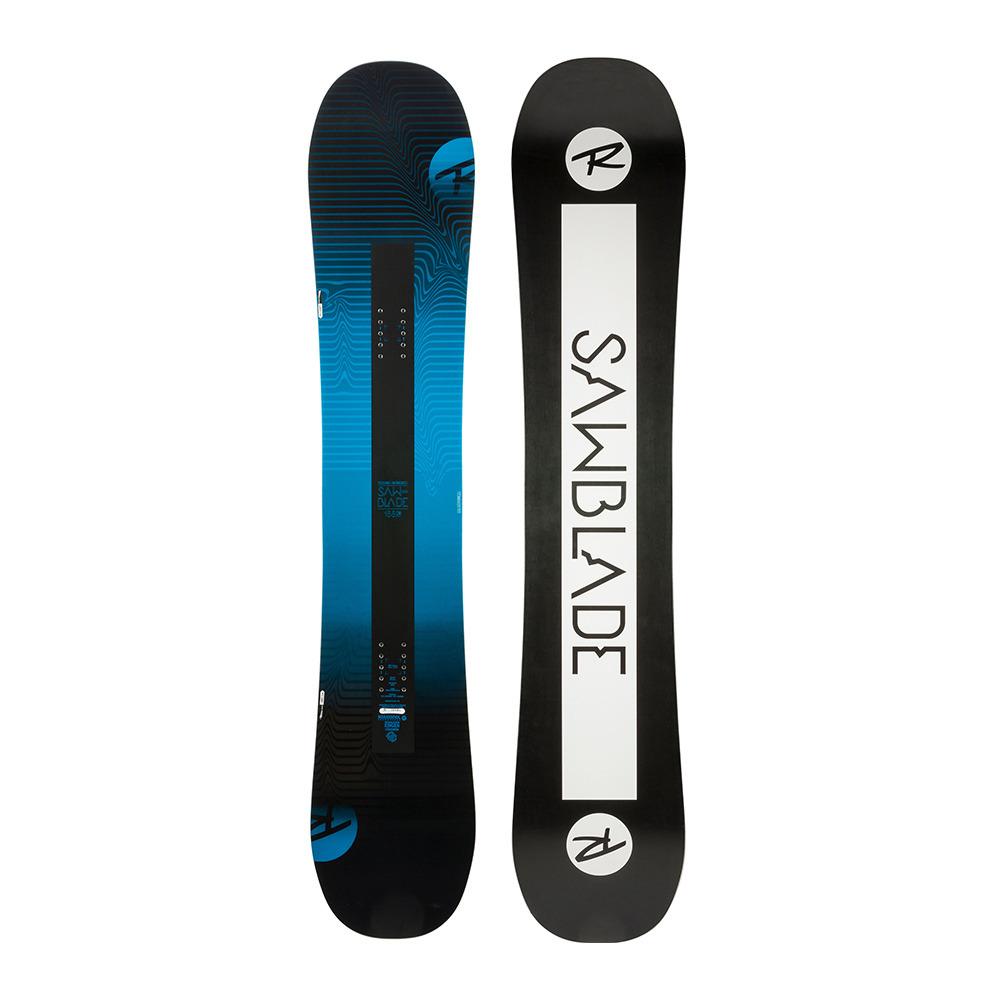 Grande Svendita Sci Snowboard Rossignol Sawblade Snowboard Uomo All Mountain Freestyle Nero Private Sport Shop