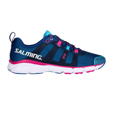 SALMING - EN ROUTE - Zapatillas de running mujer limoges/atoll