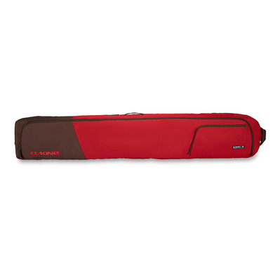 DAKINE - FALL LINE - Housse skis deepred
