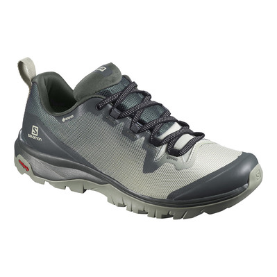 SALOMON - VAYA GTX - Scarpe da escursionismo Donna urban chic/mineral gray/shadow