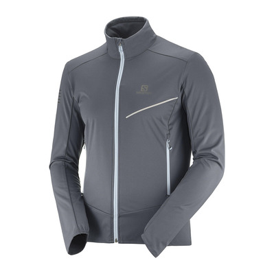 SALOMON - RS SoftShell - Giacca Uomo ebony