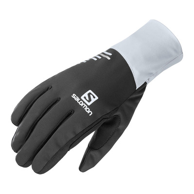 SALOMON - EQUIPE - Guantes black/kentucky blue