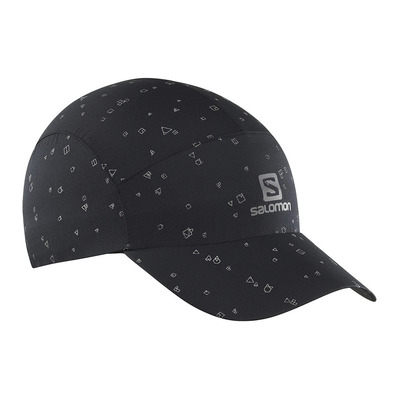 SALOMON - REFLECTIVE - Cap - reflective/black
