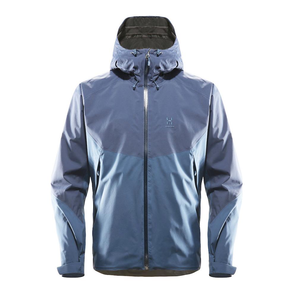 MOUNTAIN SPECIAL Haglöfs VIRGO - Jacket - Men's - blue ink ...