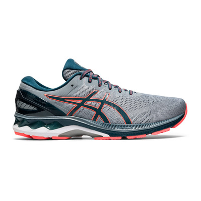 ASICS - GEL-KAYANO 27 - Chaussures running Homme 	sheet rock/magnetic blue