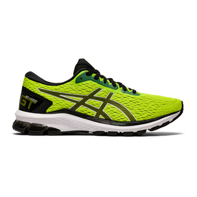 ASICS - GT-1000 9 - Chaussures running Homme lime zest/black