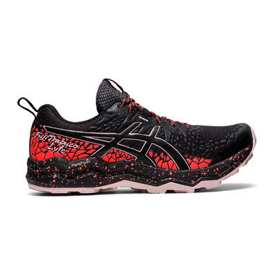 ASICS - FUJITRABUCO LYTE - Trail Shoes - Women's - graphite grey/black