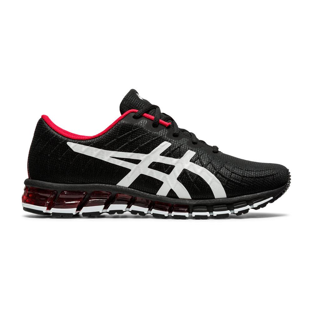 Asics GEL-QUANTUM 180 4 - Chaussures running Homme black/white ...