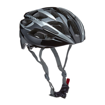 CRATONI - C-BREEZE 2016 - Casque route black/anthracite glossy
