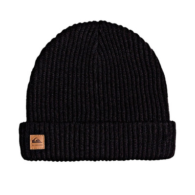 QUIKSILVER - ROUTINE - Bonnet Homme true black