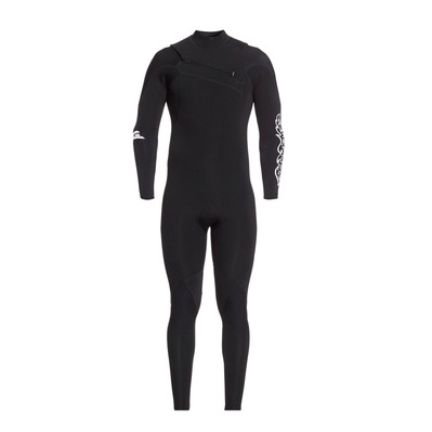 QUIKSILVER - HIGHLINE LIMITED GBS - Combinaison intégrale 4/3mm Homme black