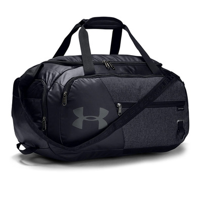 UNDER ARMOUR - UA Undeniable 4.0 Duffle SM-BLK Unisexe Black/Black Medium Heather/Black