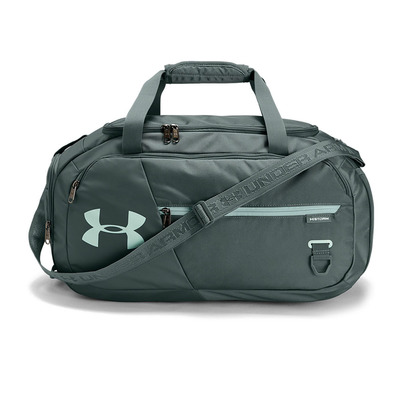 UNDER ARMOUR - UA Undeniable 4.0 Duffle SM-BLU Unisexe Lichen Blue/Enamel Blue/Enamel Blue