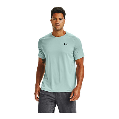UNDER ARMOUR - TECH 2.0 NOVELTY - Funktionsshirt - Männer - enamel blue/black