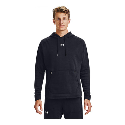 UNDER ARMOUR - UA Charged Cotton Fleece HD-BLK Homme Black/Halo Gray