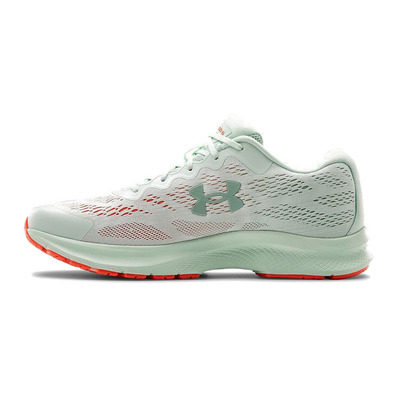 UNDER ARMOUR - UA W Charged Bandit 6-BLU Femme Seaglass Blue/Seaglass Blue/Enamel Blue