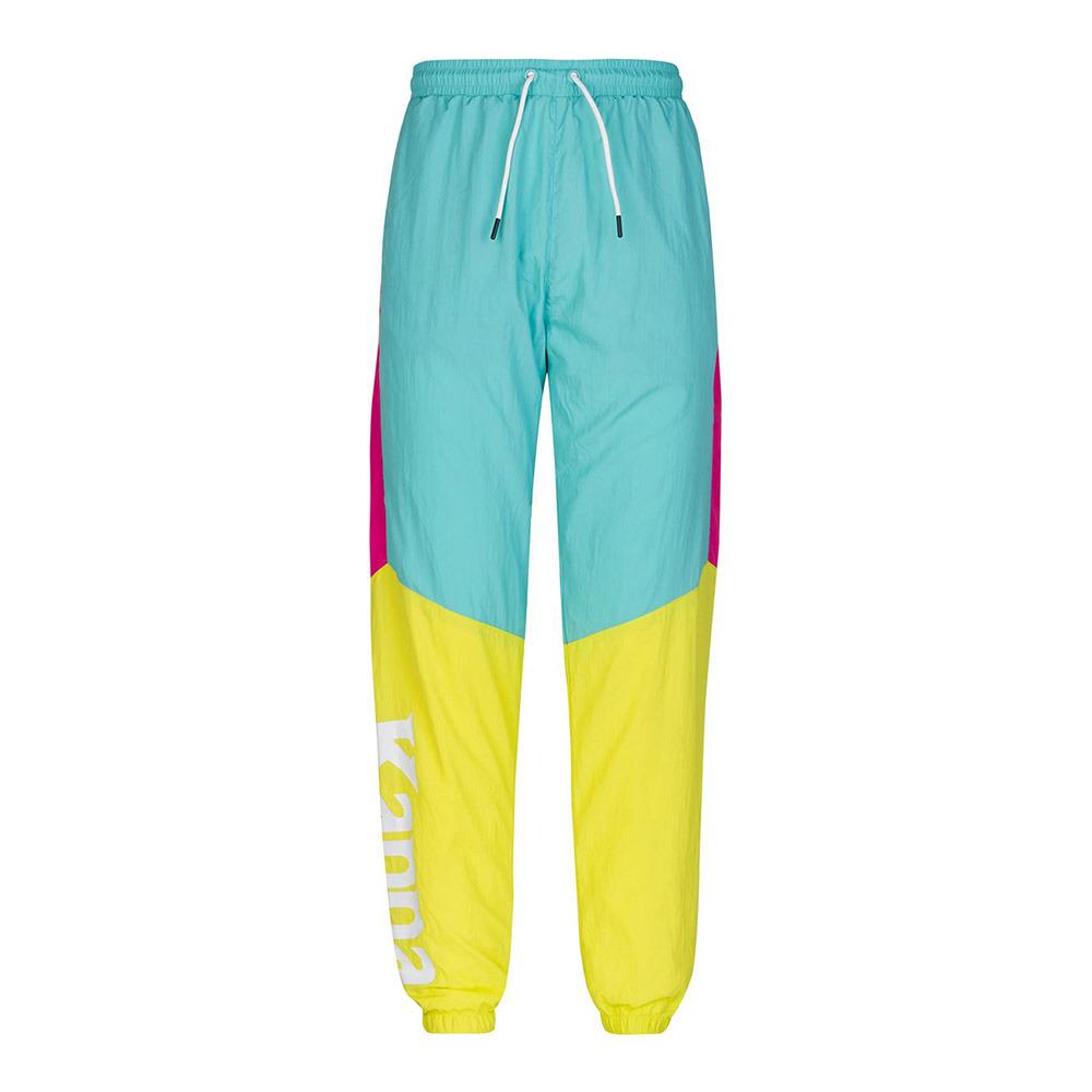 Autenticación impactante Inmunidad  KAPPA MODA Kappa 90 BARSIA - Pantalón de chándal hombre lime/green  light/fuchsia - Private Sport Shop