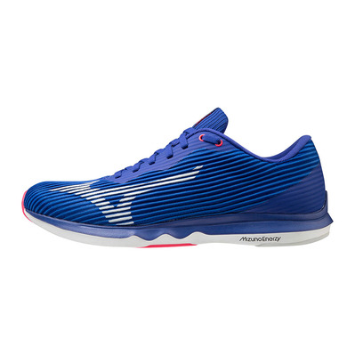 MIZUNO - Wave Shadow 4 Homme RBlueC/White/DivaPink