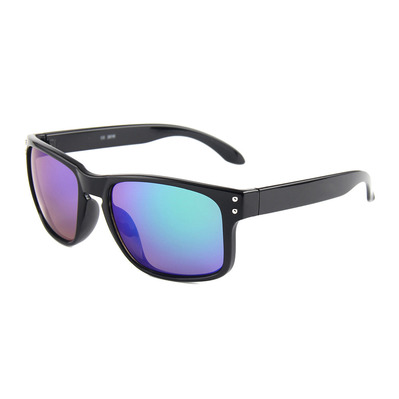 SEXTON - ORIGINAL SURFER - Gafas de sol black/green mirror