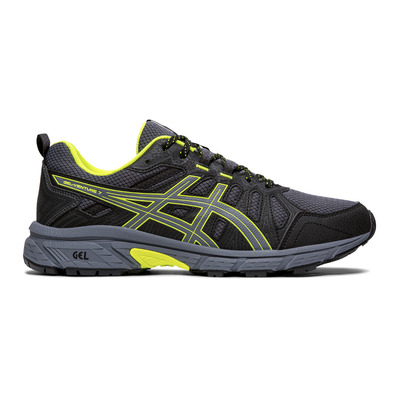 ASICS - GEL-VENTURE 7 - Trail Shoes - Men's - metropolis/safety yellow