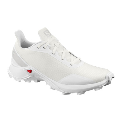 SALOMON - Shoes ALPHACROSS White/White/White Homme White/White/White