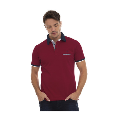SIR RAYMOND TAILOR - CENTRUM - Polo Homme red