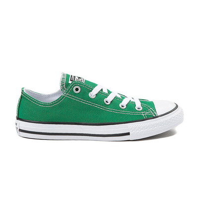CONVERSE - CHUCK TAYLOR ALL STAR SEASONAL LOW TOP 350476F - Chaussures Junior amazon green grade B