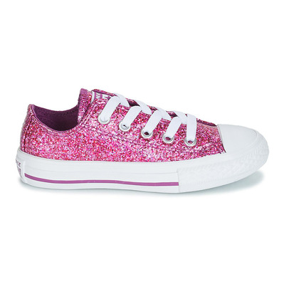 CONVERSE - ALL STAR PARTY - Chaussures Junior icon violet/white grade B