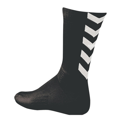 HUMMEL - AUTHENTIC INDOOR - Chaussettes noir