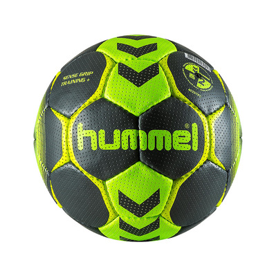 HUMMEL - SENSE GRIP TRAINING+ T2 - Ballon handball asphalt/acid lime