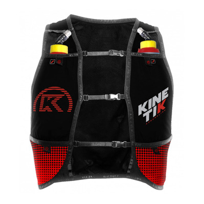 KINETIK - ROCKET - Hydration Bag - Men's - red
