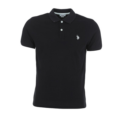 US POLO ASSN - US Polo REFLECTIVE - Polo - Men's - black