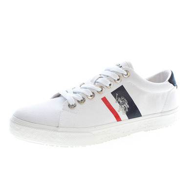 US POLO ASSN - US Polo JAXON1 - Shoes - Men's - white
