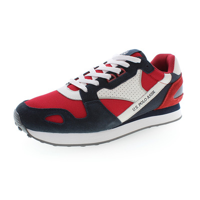 US POLO ASSN - US Polo JUSTIN - Shoes - Men's - navy/red