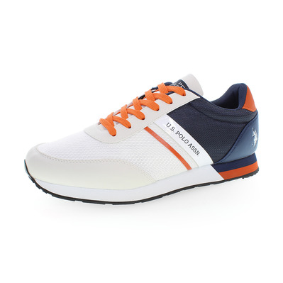 US POLO ASSN - US Polo BRANDON - Shoes - Men's - off/dark blue