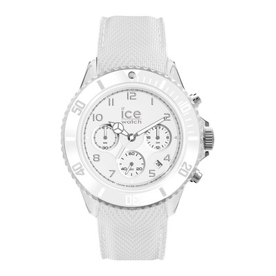 ICE WATCH - ICE DUNE L - Chronograph Watch - white