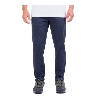 JEEP - LABEL CHINO - Pantalon Homme dark blue