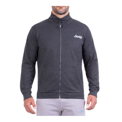JEEP - OFF-ROAD - Sweat Homme dark grey