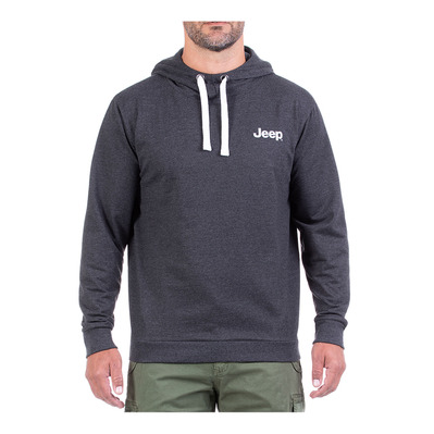 JEEP - BAMBOO STAR - Sweat Homme dark grey