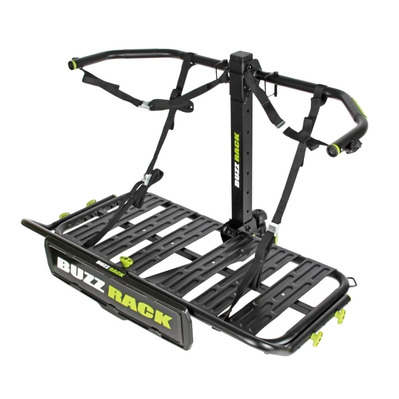 BUZZ RACK - PRO10 - Multi-Purpose Platform - black